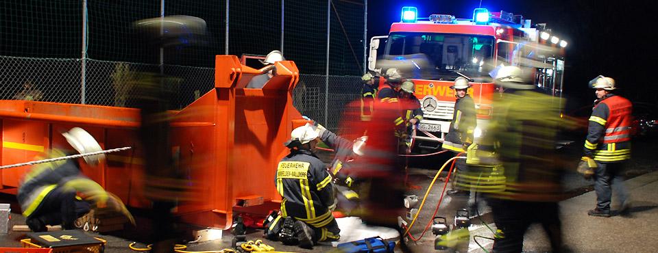 Feuerwehr Walldorf