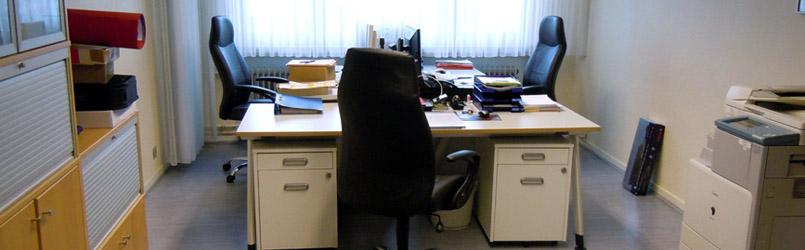 Büro der Wehrführung